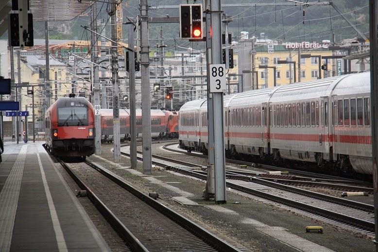 My Train Pictures: Austria
