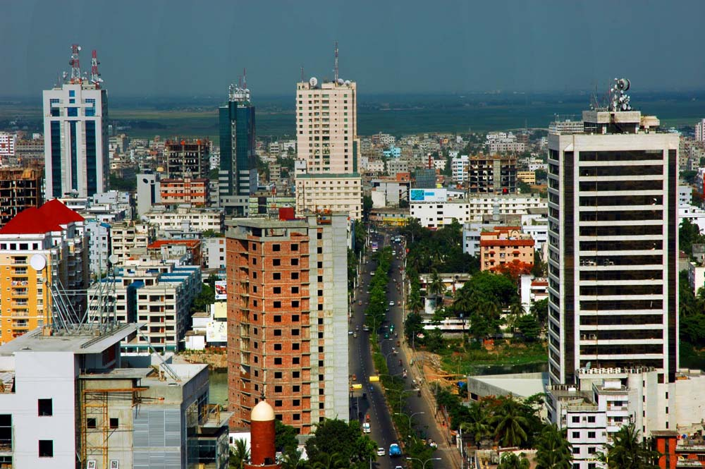 #Dhaka, Capital de Bangladesh