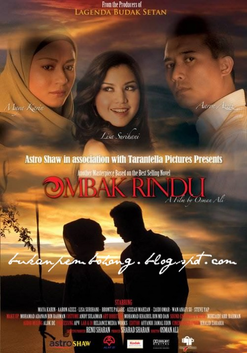 ombak rindu, ombak rindu poster, filem ombak rindu preview