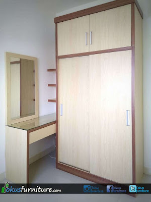 Furniture minimalis Green Pramuka