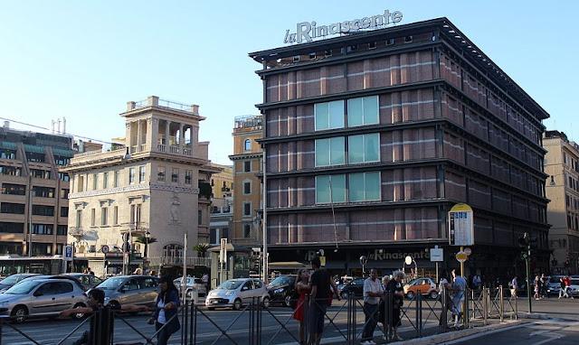 La Rinascente em Roma