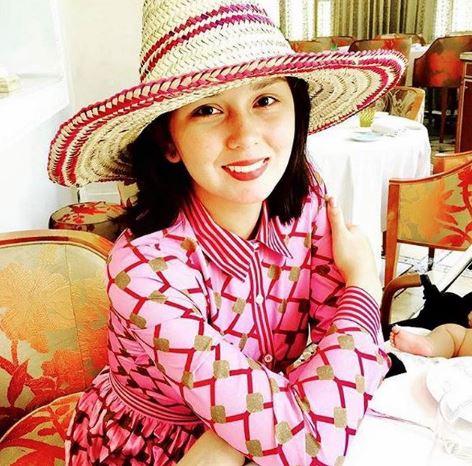Beauty Gonzalez Admits Idolizing Angel Locsin!