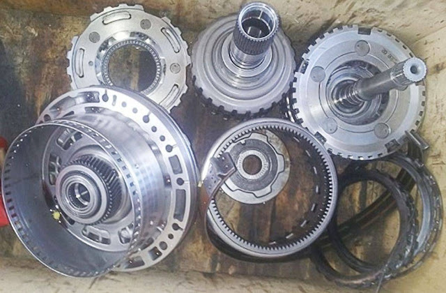 automatic transmission gears and parts