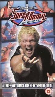 WCW Superbrawl 2000 - Event poster