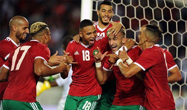 قرعة كأس الأمم الأفريقية تحدد خصوم المغرب