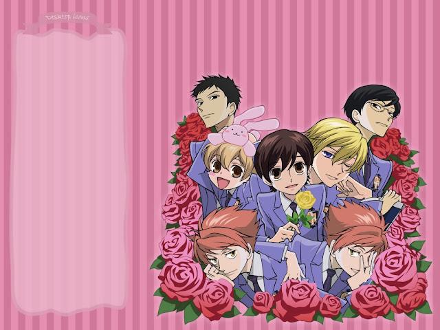 Anime Comedy Romance ouran koukou