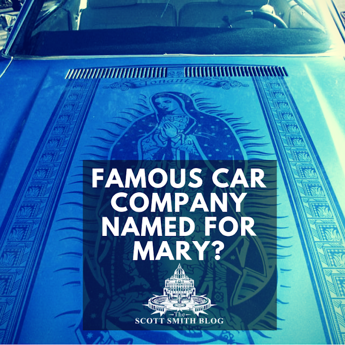 Famous Car Company Named for the Virgin Mary
