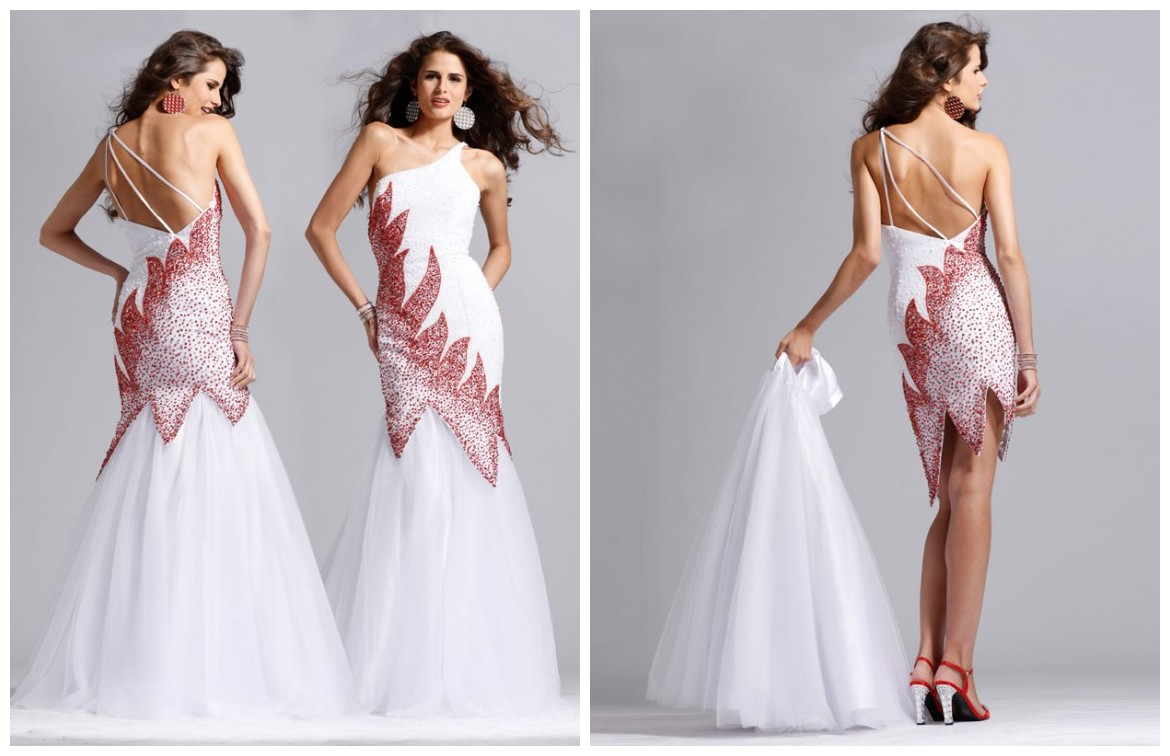 2 In 1 Wedding Dress Is Also Called The Convertible Gown As Name Suggests One Two Styles If You Creative
