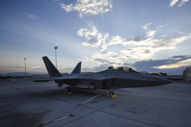 RED FLAG 17-3 MARKED LARGEST INTEGRATION OF FIFTH GENERATION FIGHTER JETS