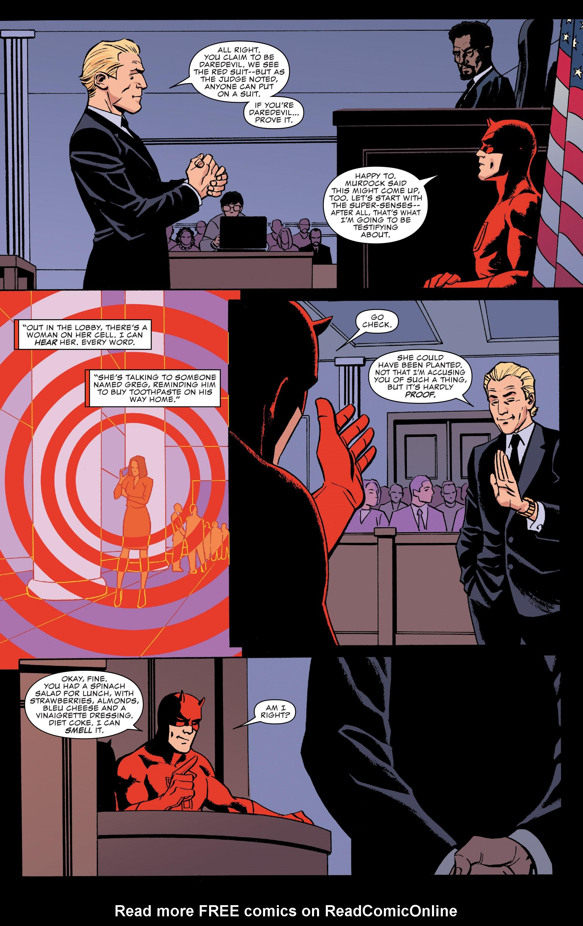 Read online Daredevil (2016) comic -  Issue #22 - 12