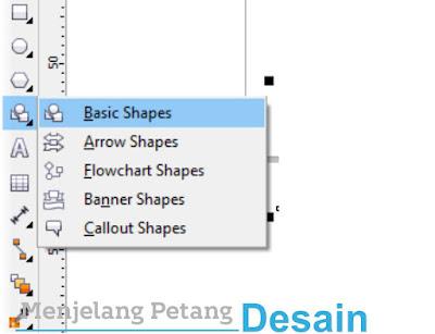Basic Shapes Tool