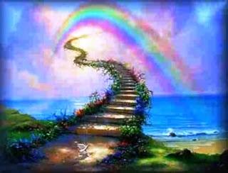 gök kuşağının yedi rengi