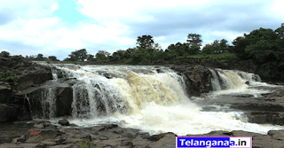 Waterfalls Pochera in Telangana