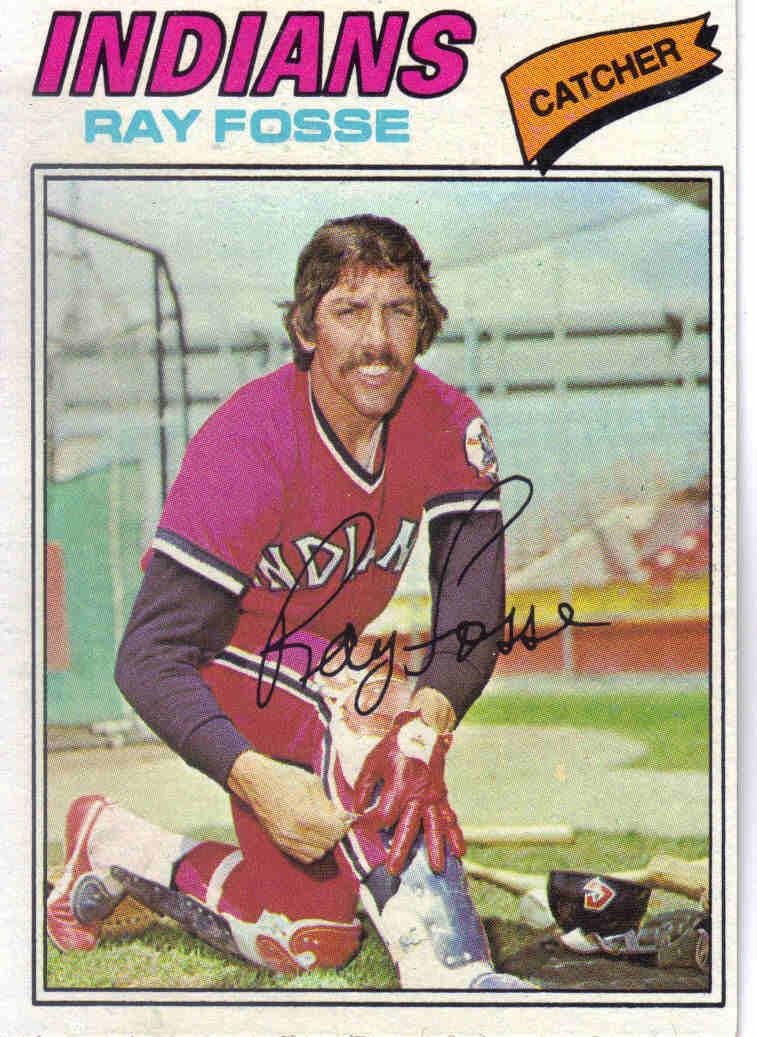 Baseball 1977 1977 Topps Baseball 267 Ray Fosse