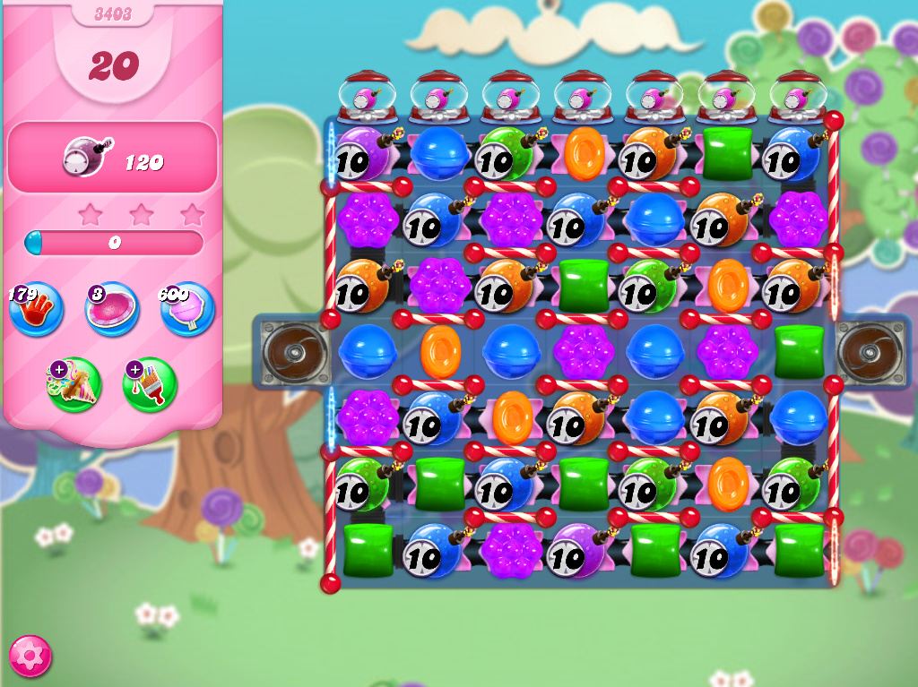 Candy Crush Saga level 3403