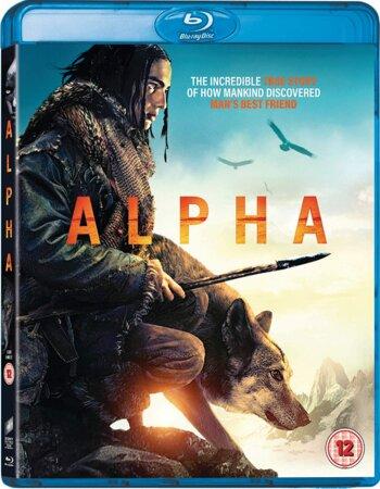 Alpha (2018) Dual Audio Hindi ORG 480p BluRay x264 300MB ESubs Movie Download