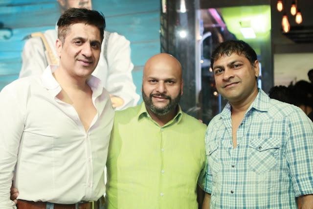 (L-R) Pawan Sachdeva, Gautam Gupta, Manish Gupta