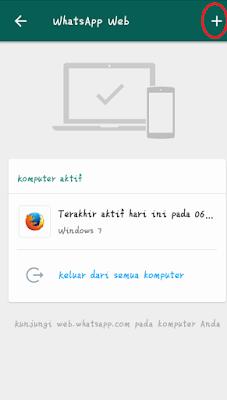 Cara Menggunakan WhatsApp Web pada Komputer dan Laptop Cara Menggunakan WhatsApp Web pada Komputer dan Laptop, Lengkap!