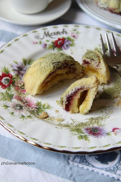 Pasticciotti napoletani.....ovvero Una Colazione Napoletana!