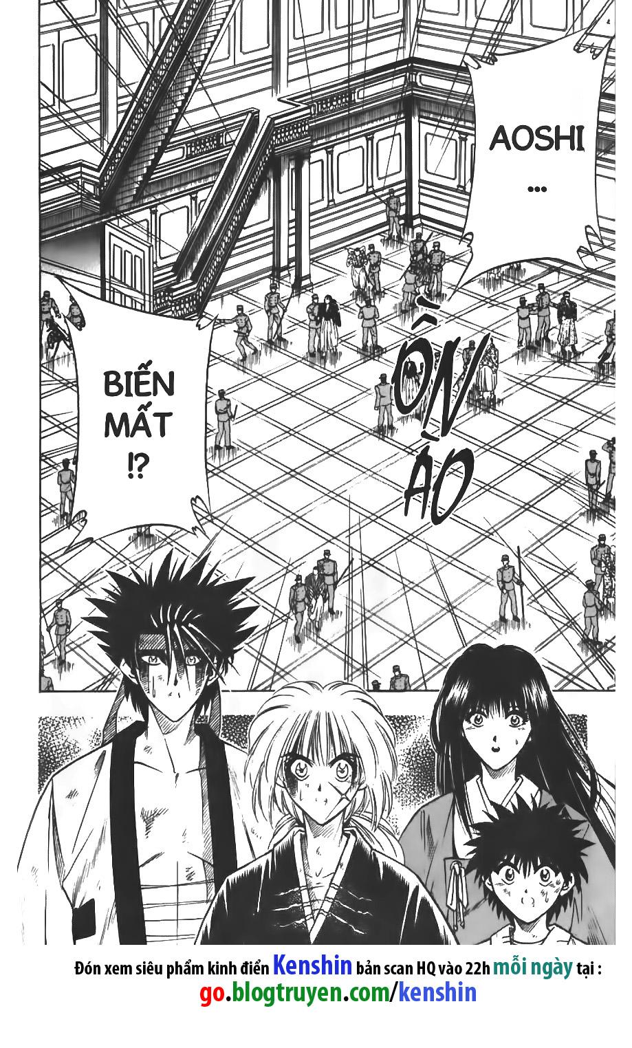 Rurouni Kenshin chap 30 trang 3
