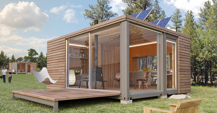 Small Scale Homes Container Homes By Meka World