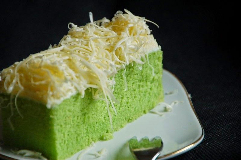 Resep Cake Kukus Keju Ncc: Resep Brownies Kukus Pandan Keju