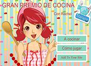Premio cocina con rachel mariscos juegos de cocina - Racholas cocina ...