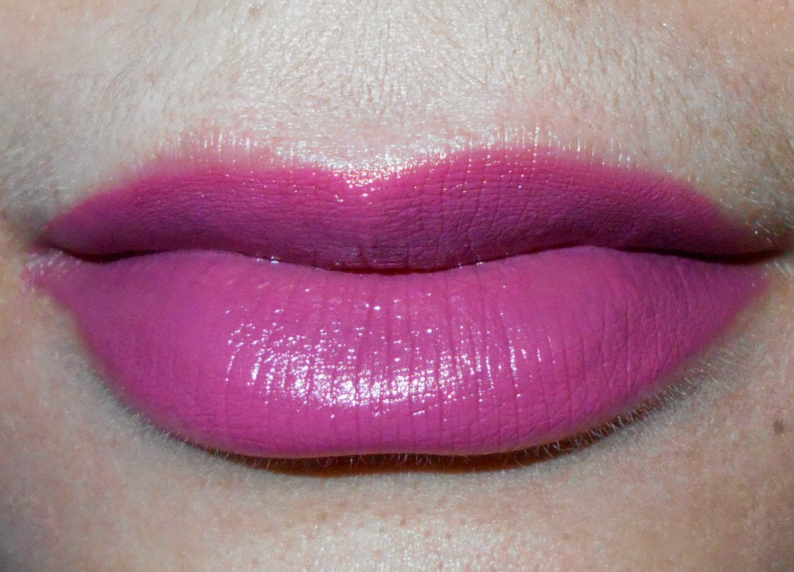 Too Faced Liquified Long Wear Lipstick in Melted Fig