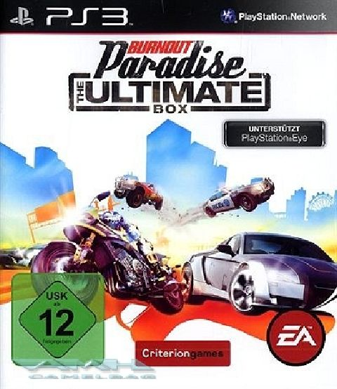 Burnout Paradise The Ultimate Box Ps3 Iso