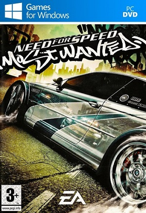 nfs need for speed most wandet 2005