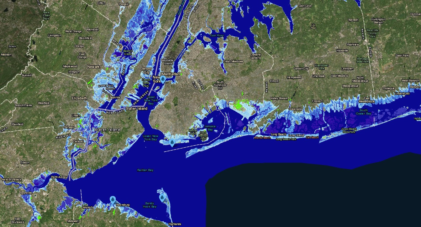 global sea level could rise 50 feet by 2300 study says