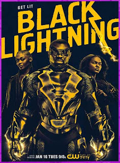 Black Lightning Temporada 1 | DVDRip Latino HD GDrive 1 Link