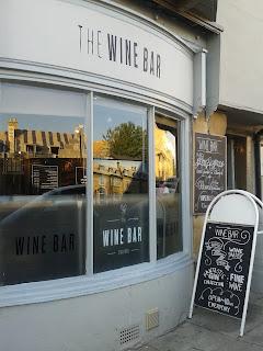 Wine bar stamford