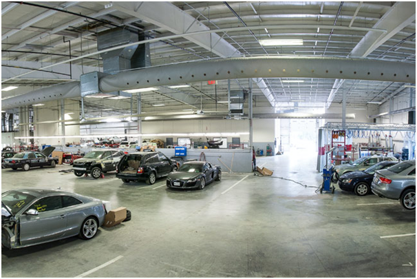 Things You Need To Know About Collision Repair Centers