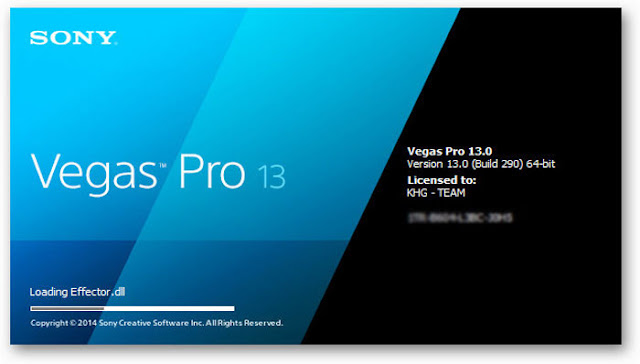 Sony vegas pro crack version