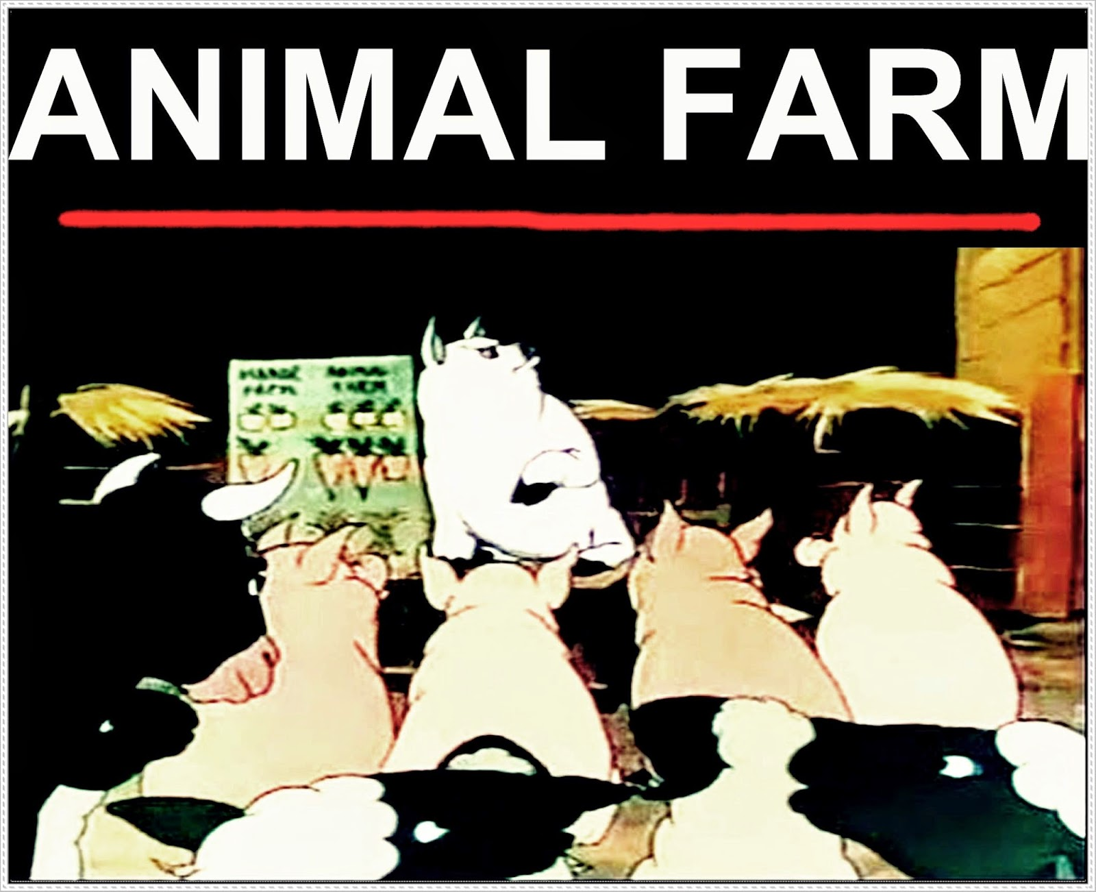 Animal Farm Chapter Ii
