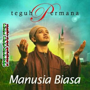 Teguh Permana - Manusia Biasa (2015) Album cover