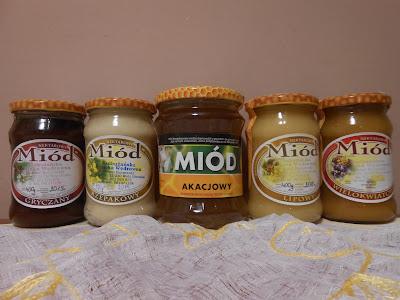 Wcinaj miód- Miody