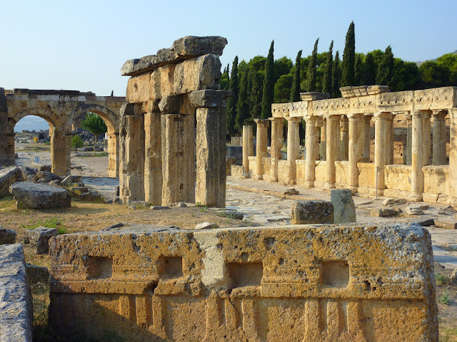 9D Turkey Holiday by Saudia Airlines - Hierapolis - Salika Travel