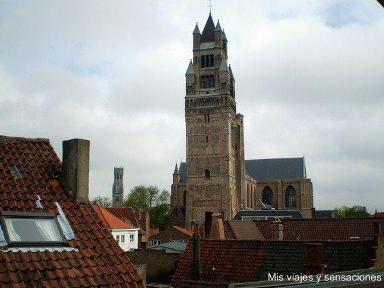 Catedral de San Salvador, Brujas, Bélgica