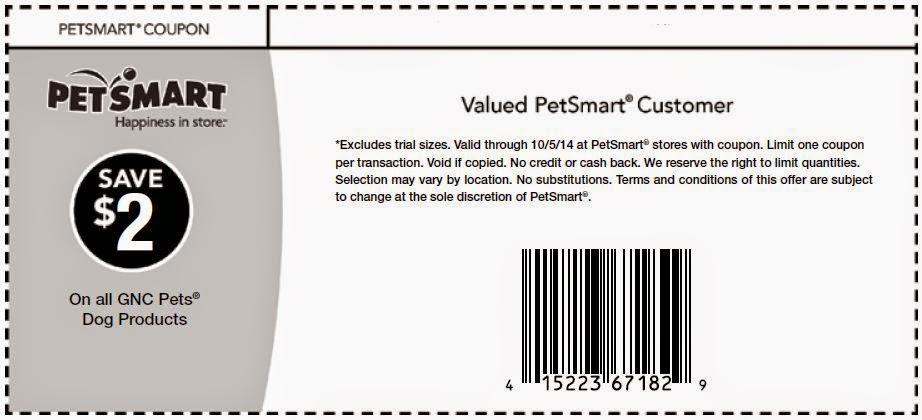 Petsmart Printable Coupons May 2018 - Coupons Printable 2018