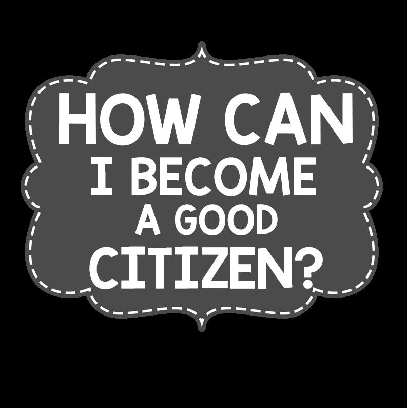 good citizenship clipart - photo #39