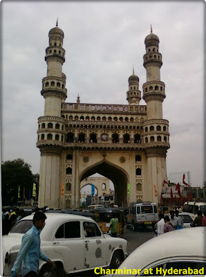 Charminar-Signature Monument of Hyderabad