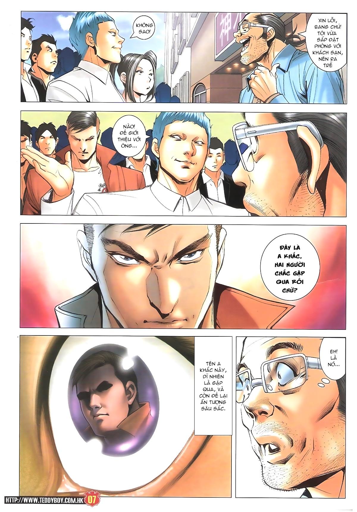 Người Trong Giang Hồ - Chapter 1612: Thần nhân tương ngộ - Pic 5