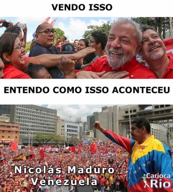 lula Nicolás Maduro