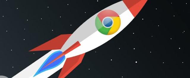 Chrome'un daha hızlı çalışmasını sağlar.