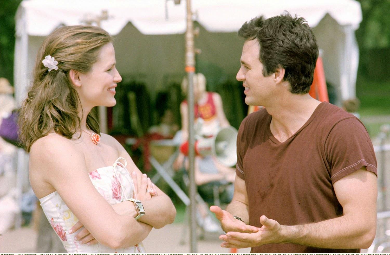 Jenna (Jennifer Gardner) e Matt (Mark Rufallo) em derepente 30