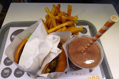 Melbourne, Burger Project, burgers fries shake