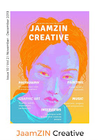 JaamZIN Creative Magazine - November/December 2019