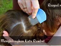 21 Cara Menghilangkan Kutu Rambut Secara Alami Dan Permanen